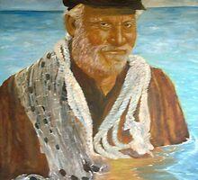 """Poseidon (""""Suzerain"""" of the sea) by Racheli"""