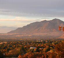 Ben Lomand Mountain by Raider6569