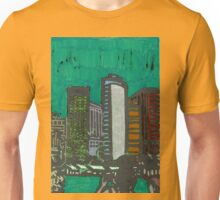 skyline (in color) Unisex T-Shirt