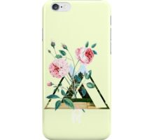 The Apology. iPhone Case/Skin