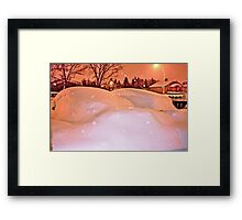 One Lump or Two! LOL Framed Print