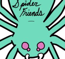 Love Your Spider Friends Sticker