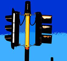 Traffic Lights Northbridge by outsider