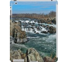 The Great Falls of the Potomac River iPad Case/Skin