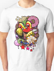 Viva Pinata - Custacean Collage! T-Shirt