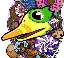 Viva Pinata - Quackberry Collage! by JJJericho