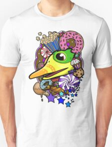 Viva Pinata - Quackberry Collage! T-Shirt