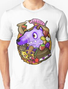 Viva Pinata - Mallowolf Collage! T-Shirt