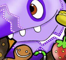 Viva Pinata - Mallowolf Collage! Sticker