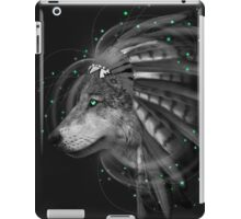 Don't Define Your World (Chief of Dreams: Wolf) iPad Case/Skin