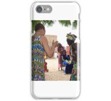 Danse Afrique iPhone Case/Skin