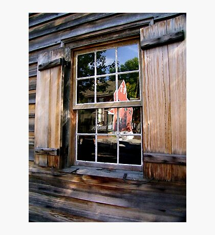 Reflections of Old Salem Photographic Print