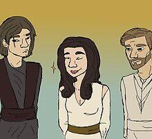 Prequels Trio by felixfelicitas