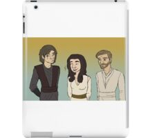 Prequels Trio iPad Case/Skin