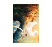 In Search of Another Adventure Art Print