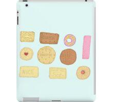 Best of British Biscuits. iPad Case/Skin