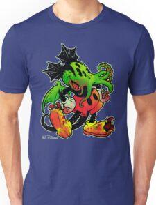 MICKHULHU MOUSE (color) Unisex T-Shirt
