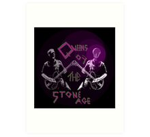 Queens of the Stone Age: Bulbs Art Print