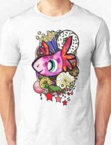 Viva Pinata - Newtgat Collage! T-Shirt