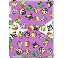 Chibimals - Marvel/DC Owls (Phase One)  iPad Case/Skin