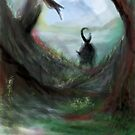 The Horned One by Alex Brown