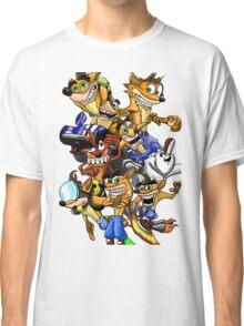 Crash-Mania Classic T-Shirt