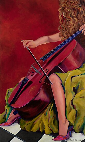 The Lady Can Play by Sue McMillan