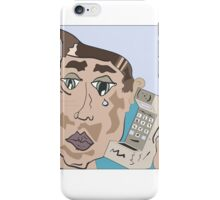 90's Cell Phone iPhone Case/Skin