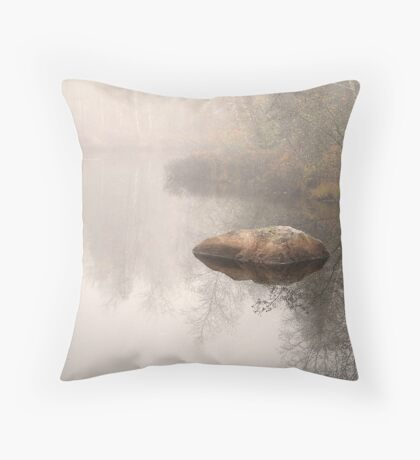 All by myself... Throw Pillow