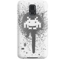 Space Blotch (Dark ver.) Samsung Galaxy Case/Skin