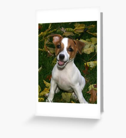"""""""Jane Russell"""" Greeting Card"""
