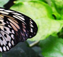 Miss London Butterfly :) Sticker
