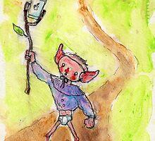 Elfie by taylorwinder