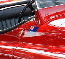 The art of the car: Jaguar XK120 (1951) 'Aussie' by John Schneider