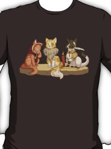 The Catquisition - The Catvisors T-Shirt