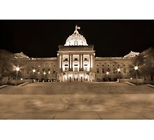 Pennsylvania State Capitol Photographic Print