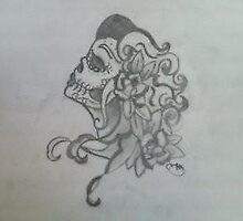 Sugar Skull by AustinAnne