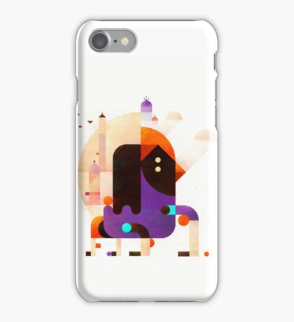 Waiting for tomorrow iPhone Case/Skin