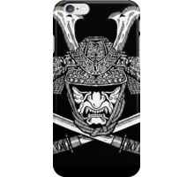 Samurai Jolly Roger iPhone Case/Skin