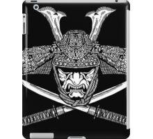 Samurai Jolly Roger iPad Case/Skin