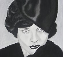Silent Glamour by Artist ©Cindy Williams by cindysart