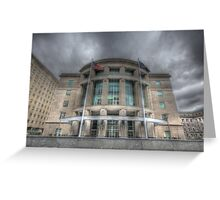 Pennsylvania Judicial Center Greeting Card