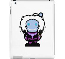 Awoken Queen Snoo iPad Case/Skin