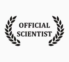 Official scientist by FMelo