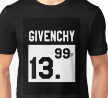 GIVENCHY 13.99(plus tax) Unisex T-Shirt