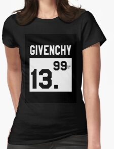 GIVENCHY 13.99(plus tax) Womens Fitted T-Shirt