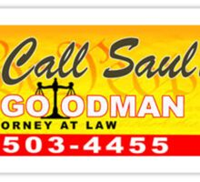 Better Call Saul - Bumper Sticker Sticker