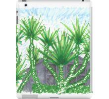 Venice Beach Foliage, One iPad Case/Skin