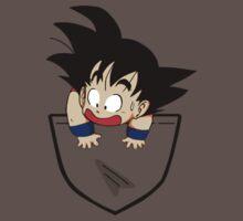 Pocket Saiyan Kids Clothes