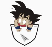 Pocket Saiyan Kids Clothes
